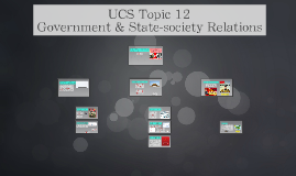 CHIN2000 Topic 12 Government & State-Society Relations