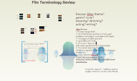 Film Terminology Review