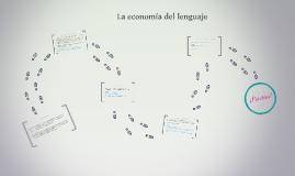 Copy of La economía del lenguaje