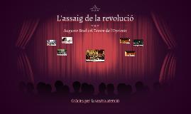 L'assaig de la revolució - Treball de Recerca