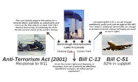 Not Enough Anti-terrorism