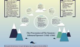 The Procession of The Seasons - Edmund Spenser (1542-1599)