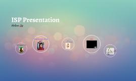 ISP Presentation