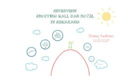 Sidang LTP Mall dan Hotel