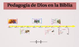 LA HISTORIA BÍBLICA