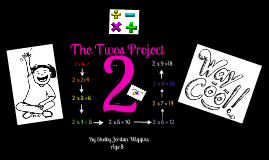 The twos project by Jordan Wiggins