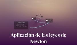 Copy of Aplicacion de las leyes de Newton