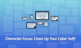 Clean Up Your Cyber Self