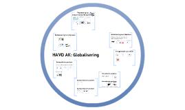 HAVO: Globalisering