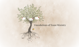 Foundations of Team Ministry