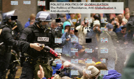 POL20711 The Politics of Resistance, Anti-Globalisation & Anti-Austerity