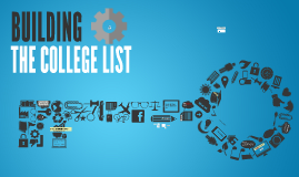 Building a College List Workshop