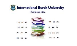 Internacionalni Burč univerzitet