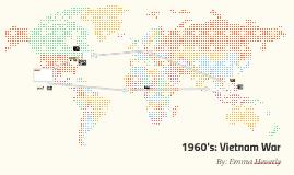 1960's: Vietnam War