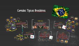 Comidas Típicas Brasileiras
