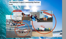 Community Partner Scan: The Wahine Project, Jenica Gottfeld