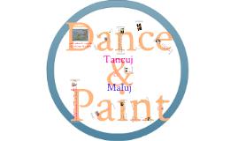 Tancuj & Maľuj ... Dance & Paint