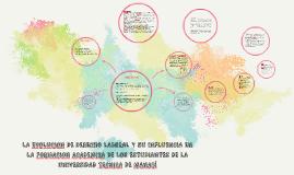 LA EVOLUCION DE DERECHO LABORAL Y SU INFLUENCIA EN LA FORMAC