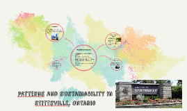 PAtterns and sustainability in Stittsville, Ontario