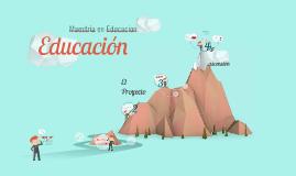 Proyecto Maestría en Educación