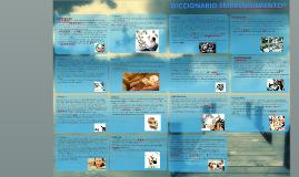 Copy of DICCIONARIO DE' EMPRENDIMIENTO♥