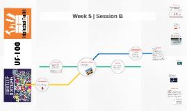 Lesson plan 5B