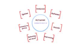 4.2 Leren