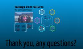 Copy of Tailings Dam Failure