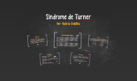 Copy of Síndrome de Turner