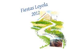 Fiestas Loyola 2012