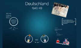 Deutschland 1945-49