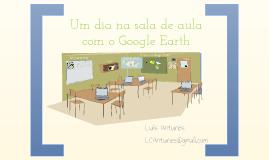 Um dia na sala de aula com o Google Earth