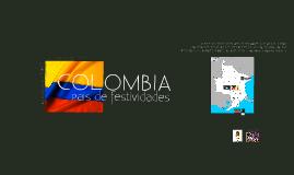 Colombia Folclor