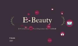 E-beauty