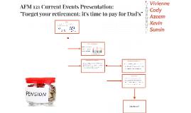 AFM 121 Current Event Presentation: