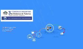III congreso de argentino de sistemas de tutorias-caro