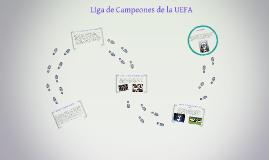 Copy of Liga de Campeones de la UEFA