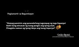 [FINAL] Kabanata 25 sa Buhay ni Rizal