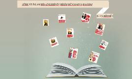 Copy of TÜRK İSLAM BİLGİNLERİNİN BİLİM DÜNYASINA KATKISI