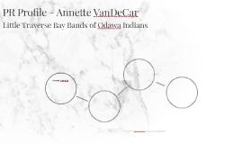Annette VanDeCar