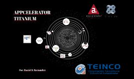 APICACIONES VIRTUALES: APPCELERATOR TITANIUM