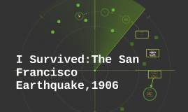 I Survived:The  anfrancisco