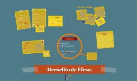 Heráclito de Éfeso: