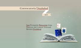 Convocatoria UstaSalud