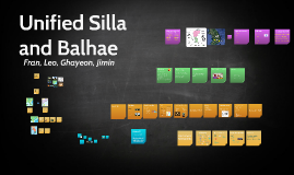 Unified Silla and Balhae