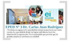 EPED Nº 3 Escuela Inteligente
