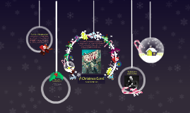 Christmas Carol background