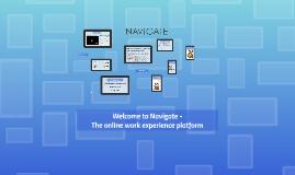 Navigate Work Experience