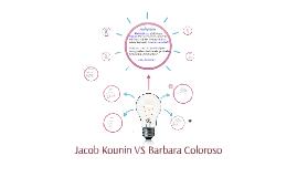 Copy of Jacob Kounin