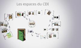 Copy of Le CDI, un lieu, des espaces...